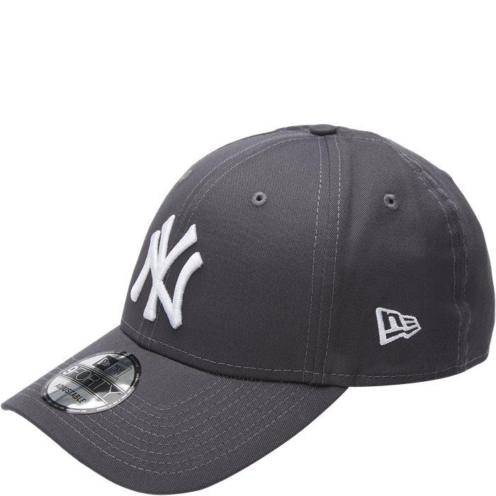 Caps - Grey
